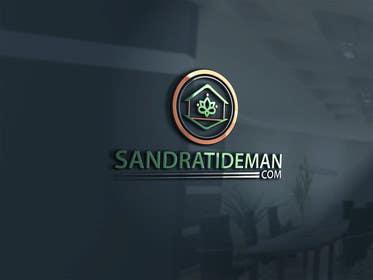 Nro 9 kilpailuun Ontwerp een Logo for www.sandratideman.com käyttäjältä alikarovaliya