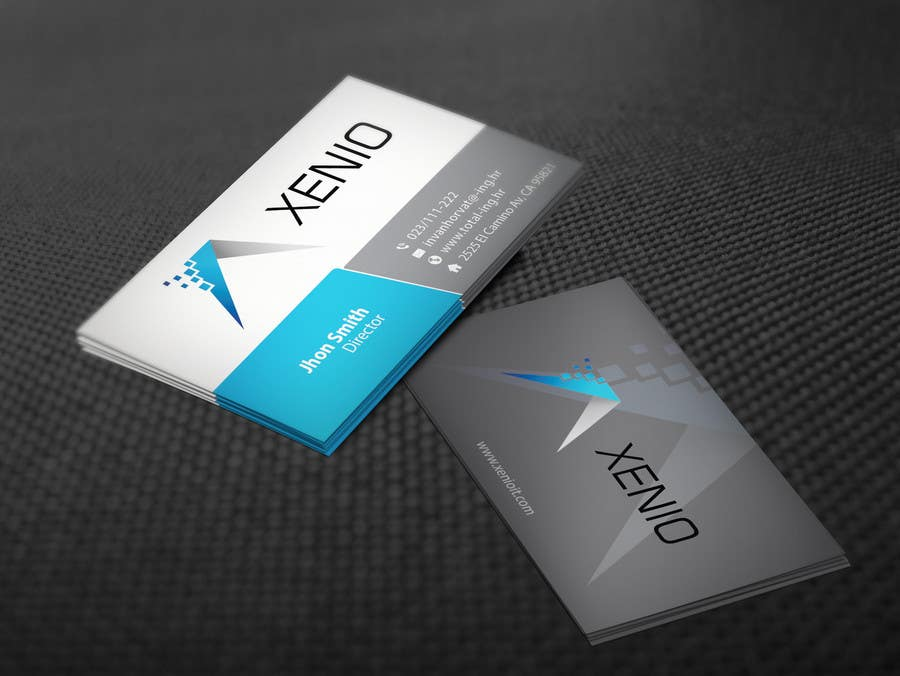Entry #22 by imtiazmahmud80 for Business card for software company ...
