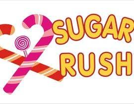 #18 untuk Design a Logo for sugar rush oleh Anakuki