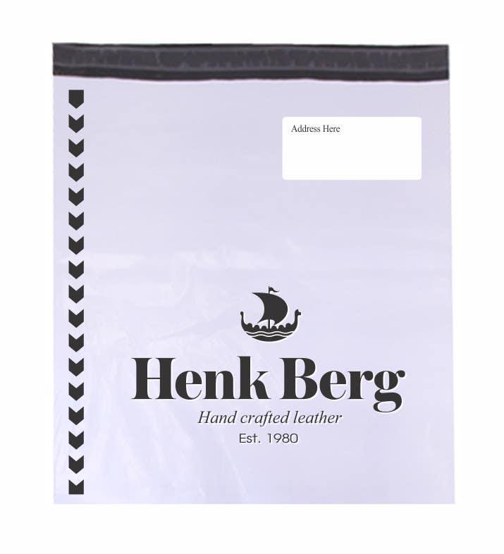 Bài tham dự cuộc thi #5 cho Create Print Design for plastic mailing bag