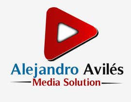 pankaj86 tarafından Design a Logo for Alejandro Avilés Media Solution için no 18