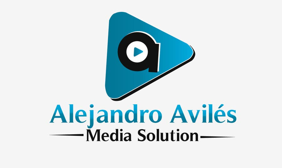 Bài tham dự cuộc thi #                                        19                                      cho                                         Design a Logo for Alejandro Avilés Media Solution