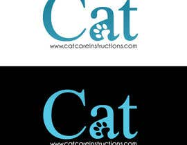 #9 for Design a Logo for a Cat Care Site af ralfgwapo