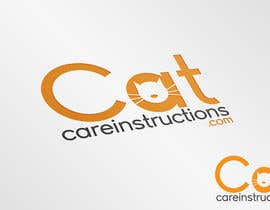 #26 for Design a Logo for a Cat Care Site af ralfgwapo