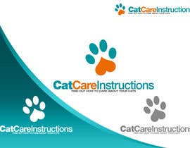 #19 untuk Design a Logo for a Cat Care Site oleh Jevangood