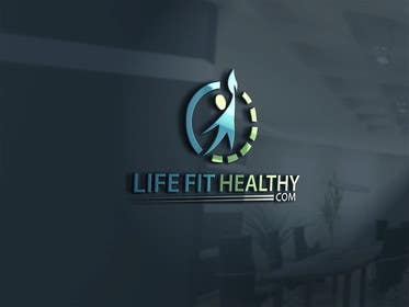 #10 cho Design a Logo for Lifefithealthy.com bởi alikarovaliya