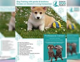 Nro 12 kilpailuun Dog Obedience Flyer Design käyttäjältä stylishwork