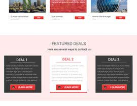 #13 for Website Homepage design for a corporate group -- 2 by timimalik