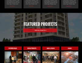 #21 untuk Website Homepage design for a corporate group -- 2 oleh webmastersud
