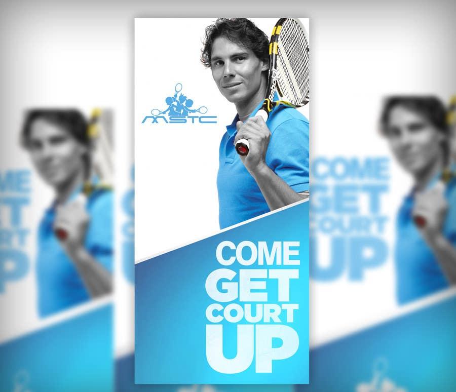 Inscrição nº 11 do Concurso para Design a DL Flyer for Tennis Club