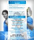 Graphic Design Inscrição do Concurso Nº16 para Design a DL Flyer for Tennis Club