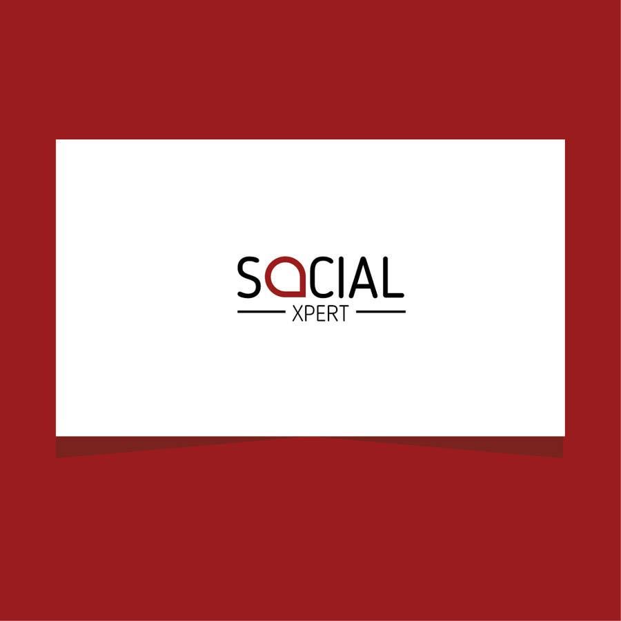 Penyertaan Peraduan #46 untuk Design a logo for SocialMedia company