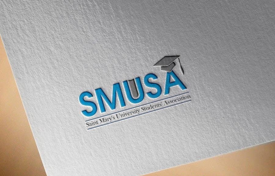 Konkurrenceindlæg #250 for Design a Logo for Saint Mary's University Student's Association