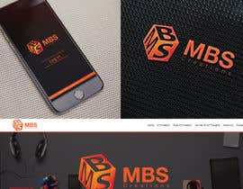 #7 cho Design a 3D Logo for mbs bởi ahsandesigns