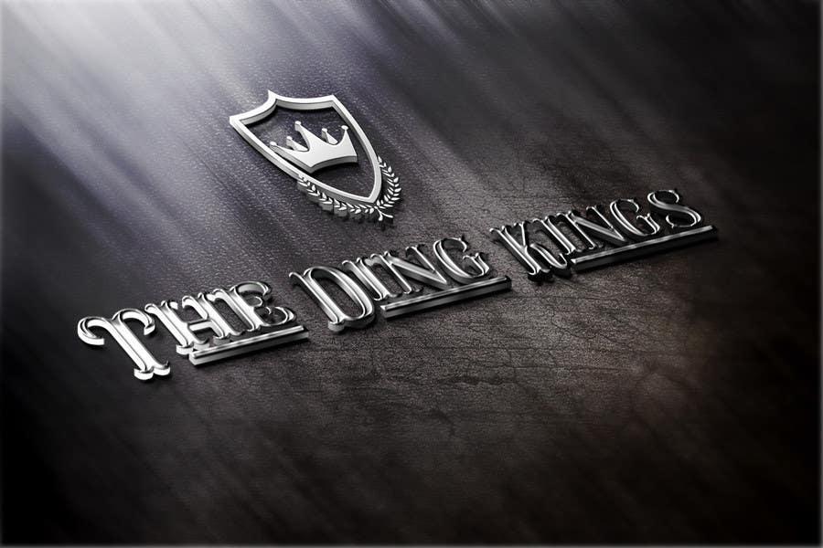 Penyertaan Peraduan #18 untuk Develop a Corporate Identity for The Ding Kings