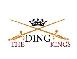 #12 para Develop a Corporate Identity for The Ding Kings por sidd06221995