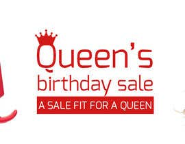 #12 for Design a Banner for My Adult Website (Queens Birthday Sale!) by Atletikos