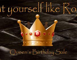 #6 for Design a Banner for My Adult Website (Queens Birthday Sale!) by NewYorkStranger