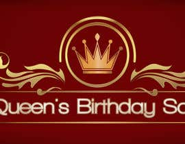 #21 for Design a Banner for My Adult Website (Queens Birthday Sale!) by Arthedain