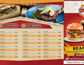 #7 untuk Design an Advertisement for Philly Favorites Hoagie House oleh apsdevelopers