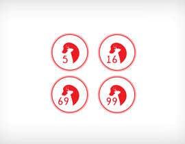 Nro 219 kilpailuun Create a Logo of a Dog's Paw käyttäjältä hasnarachid2010