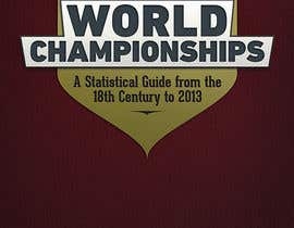 #14 cho Book cover for book on sports statistics bởi alexisschofield