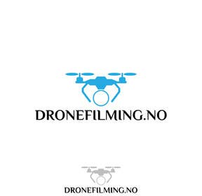 #12 for Design a logo for a dronefilming-company af feroznadeem01