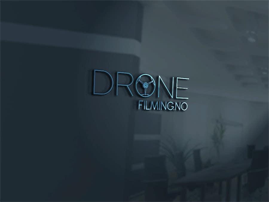 Penyertaan Peraduan #15 untuk Design a logo for a dronefilming-company