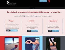 harisramzan11 tarafından Design a Website Mockup - 2 için no 5