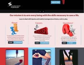 harisramzan11 tarafından Design a Website Mockup - 2 için no 9