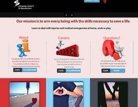 harisramzan11 tarafından Design a Website Mockup - 2 için no 11