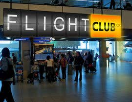 tonycrested tarafından EASY QUICK CONTEST: Design a logo for Flight Club için no 15