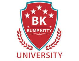 #22 for Bump Kitty College af designerdesk26