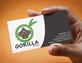 #15 for Design a Logo for Gorilla Bites af srossa001