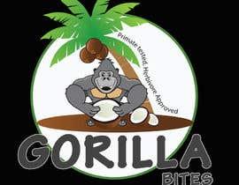 #35 para Design a Logo for Gorilla Bites por srossa001