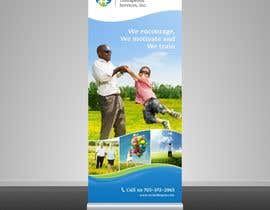 #17 untuk Design a Banner for Circle Of Hope Therapeutic Services, Inc oleh leandeganos