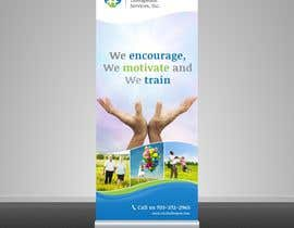 #18 untuk Design a Banner for Circle Of Hope Therapeutic Services, Inc oleh leandeganos
