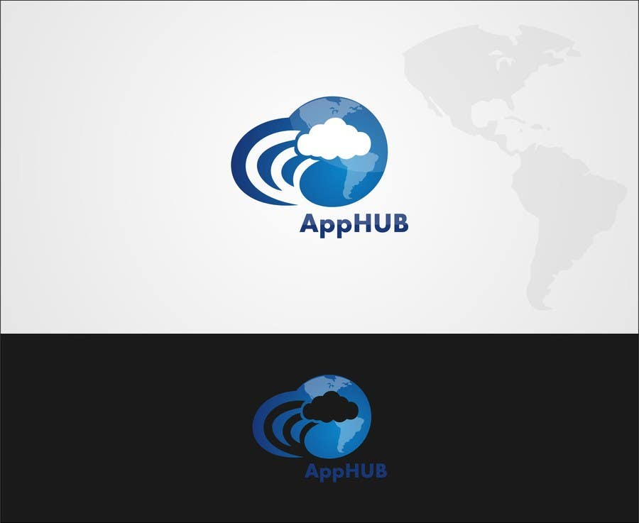 Penyertaan Peraduan #14 untuk Design an Icon for AppHUB - a technology solution providing high-performance access to multiple cloud solutions