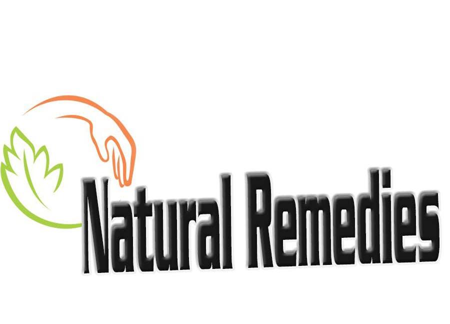 Inscrição nº 85 do Concurso para Design a Logo for Natural Remedies