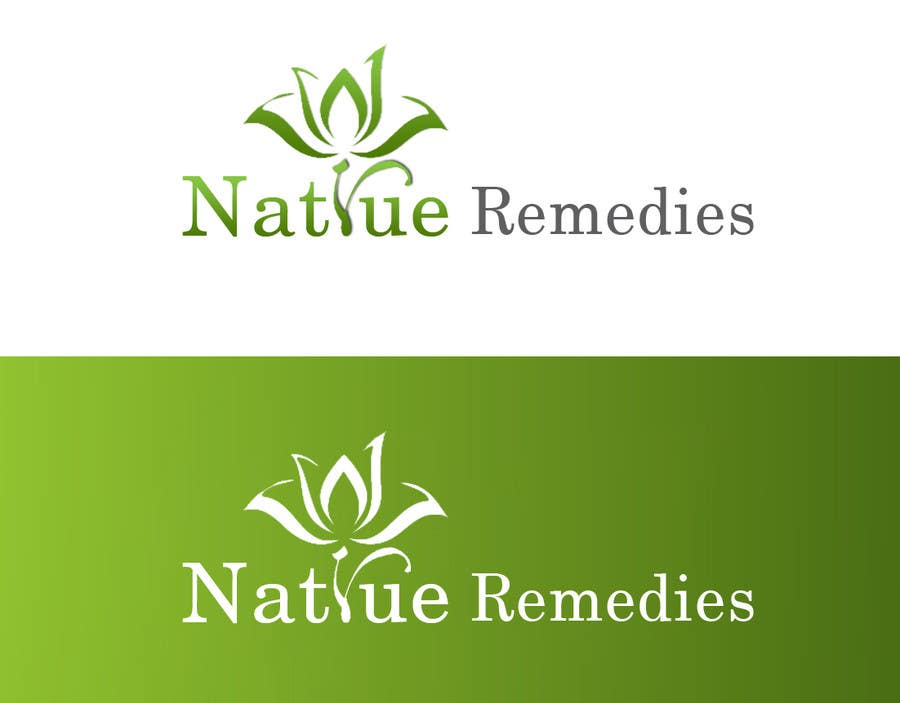 Inscrição nº 34 do Concurso para Design a Logo for Natural Remedies