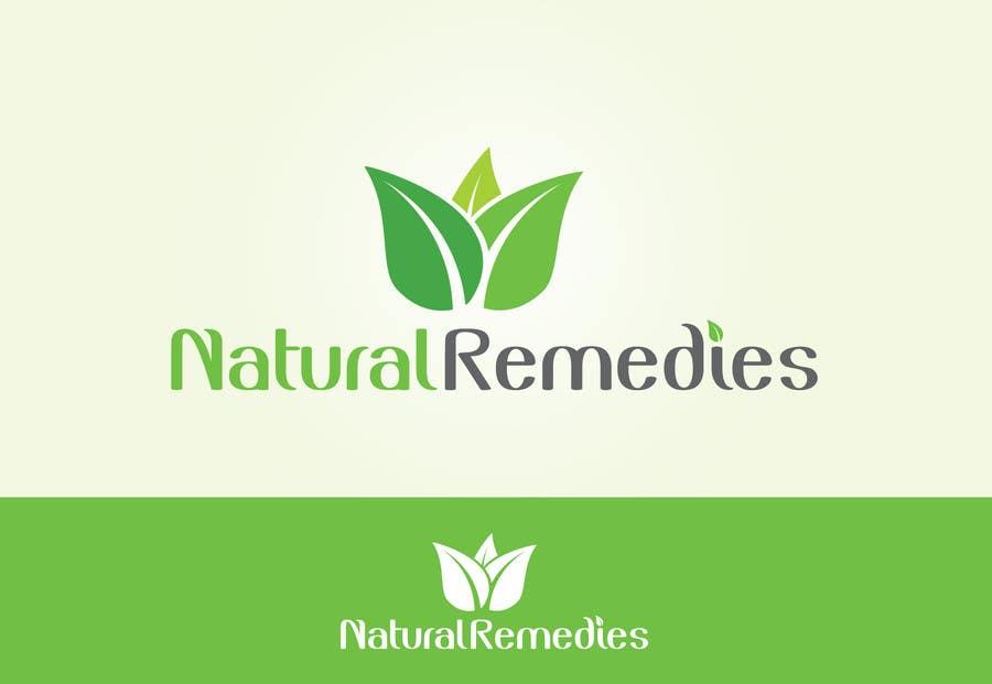 Inscrição nº 17 do Concurso para Design a Logo for Natural Remedies
