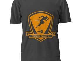 Nro 44 kilpailuun Design a logo & T-shirt for a running club käyttäjältä rajupalli