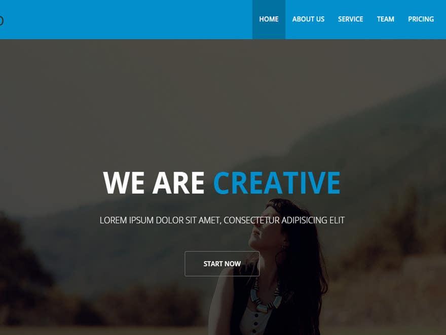 Bài tham dự cuộc thi #7 cho Design a logo, website layout and build a website in WordPress
