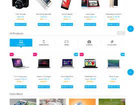 #14 para PrestaShop website redesign por Decomex