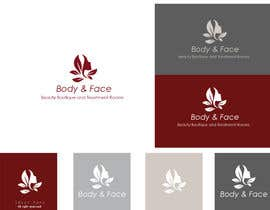 Nro 89 kilpailuun Design a Logo for Body & Face, Beauty Boutique and Treatment Rooms käyttäjältä CPRestudios