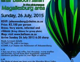 #19 untuk Chaine Balloon Event oleh harshanadineth