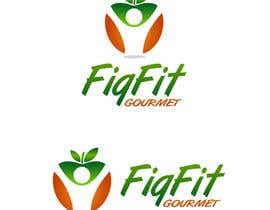#83 for Projetar um Logo for FiqFit Gourmet af Shashwata700