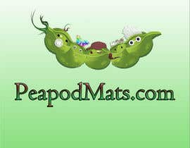 #35 for Design a Logo for PeapodMats by Cubina