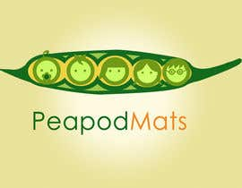 #32 for Design a Logo for PeapodMats af kmezap