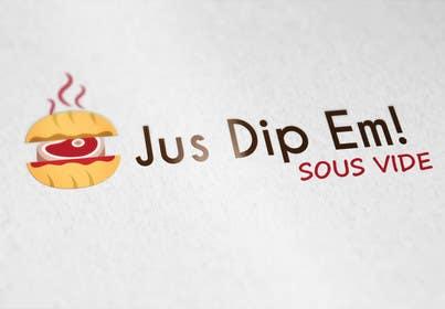 Nro 24 kilpailuun Develop a Corporate Identity for 'Jus Dip Em!' käyttäjältä fisekovic